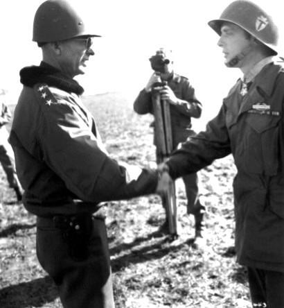 receiving medal of honor